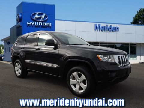 Pre-Owned 2013 Jeep Grand Cherokee 4WD 4dr Laredo 4WD Sport Utility