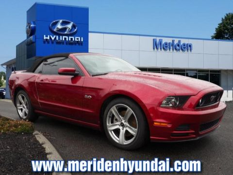 2014 Ford Mustang 2dr Conv GT Premium