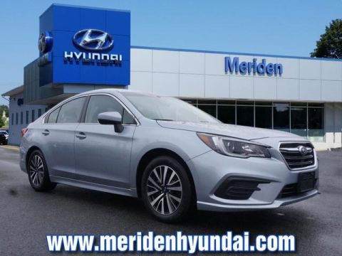 Pre-Owned 2018 Subaru Legacy 2.5i Premium AWD 4dr Car