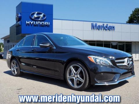 Pre-Owned 2015 Mercedes-Benz C-Class 4dr Sdn C 400 4MATIC® AWD 4MATIC 4dr Car