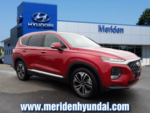 Certified Pre-Owned 2019 Hyundai Santa Fe Ultimate 2.0T Auto AWD AWD Sport Utility