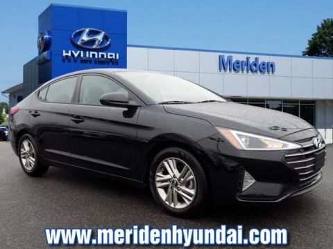 Certified Pre-Owned 2019 Hyundai Elantra SEL Auto FWD 4dr Car