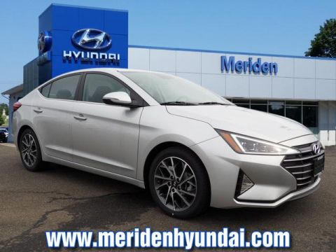 New 2020 Hyundai Elantra Limited IVT FWD 4dr Car