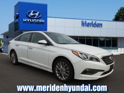 Pre-Owned 2015 Hyundai Sonata 4dr Sdn 2.4L Limited PZEV FWD 4dr Car