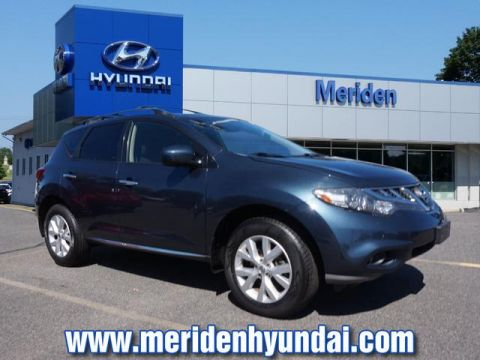 Pre-Owned 2012 Nissan Murano AWD 4dr SV AWD Sport Utility