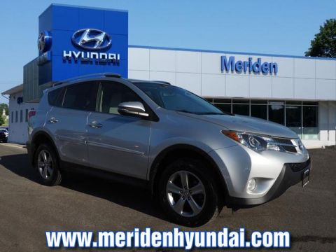 Pre-Owned 2015 Toyota RAV4 AWD 4dr XLE AWD Sport Utility