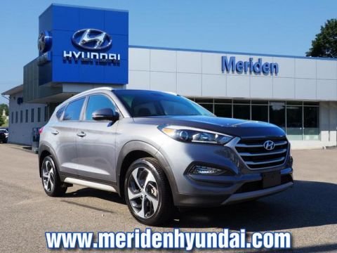Certified Pre-Owned 2017 Hyundai Tucson Sport AWD AWD Sport Utility