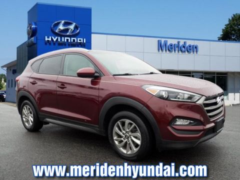 Certified Pre-Owned 2016 Hyundai Tucson AWD 4dr SE w/Beige Int AWD Sport Utility