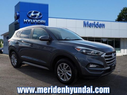 Certified Pre-Owned 2017 Hyundai Tucson SE AWD AWD Sport Utility