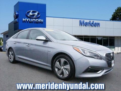 New 2017 Hyundai Sonata Hybrid Limited 2.0L FWD 4dr Car